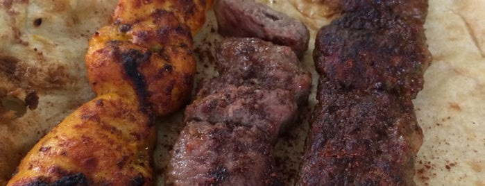 Lawash Bakery is one of Halal Food.