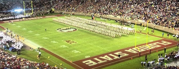 Doak Campbell Stadium is one of Sporting Venues To Visit.....