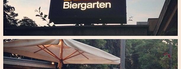 Muffathalle Biergarten is one of Munich AfterWork Beer - Hau di hera, samma mehra!.