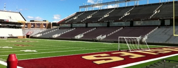 Alumni Stadium is one of Sporting Venues To Visit.....