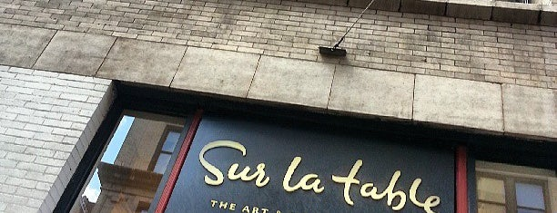 Sur La Table is one of NYC.