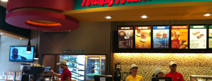 Krispy Kreme is one of PLACES TO HANG OUT IN CDO.