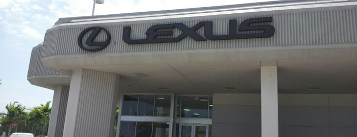 Lexus of West Kendall is one of Florida, FL.