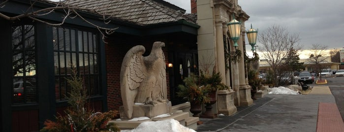 Stone Eagle Tavern is one of Restaurant.