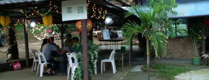 Blue Farm Cottage Restaurant is one of Jalan Jalan Ipoh Eatery.