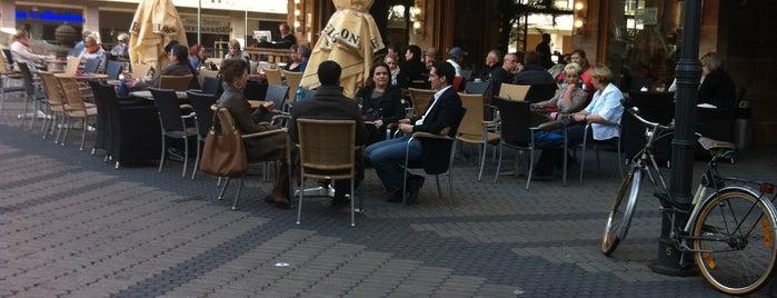 Cafe & Bar Celona is one of Nürnberg, Deutschland (Nuremberg, Germany).