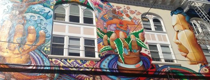 The 15 Best Street Art In San Francisco