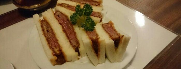 欧風料理 もん is one of 神戸で食べる.