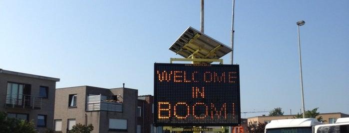 Station Boom is one of Bijna alle treinstations in Vlaanderen.