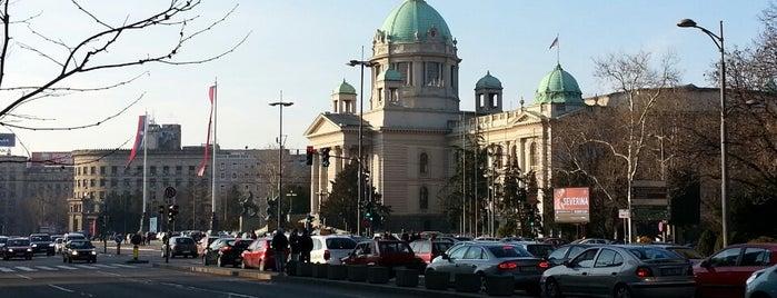 Belgrade is one of Capitals of Europe.