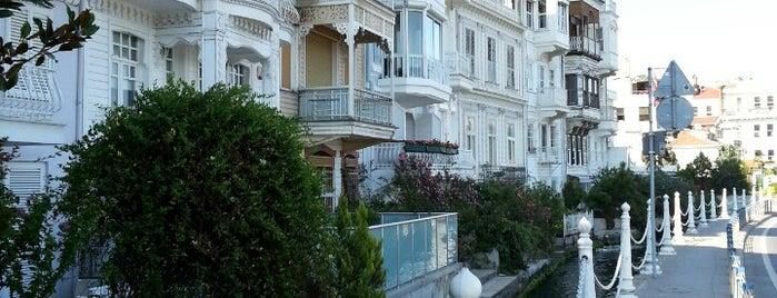 Arnavutköy Sahili is one of İstanbul.