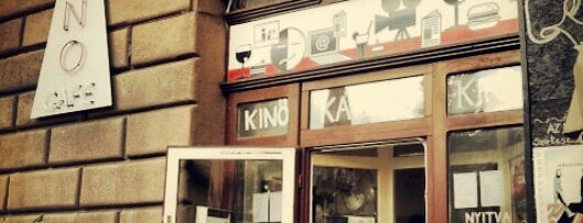 Kino Café is one of bp munchies.