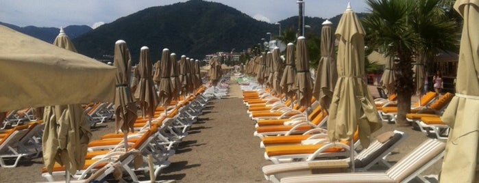 Stella Restaurant & Bar is one of Marmaris Otelleri.
