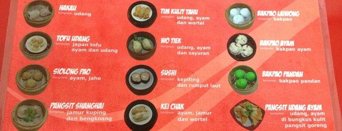 Dimsum Edane is one of Must-visit Food in Yogyakarta.
