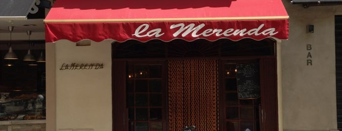 La Merenda is one of Nice - Monaco.