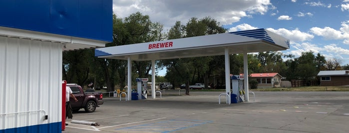 Brewer is one of Southeast New Mexico Travel.