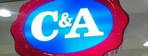 C&A is one of comércio & serviços.