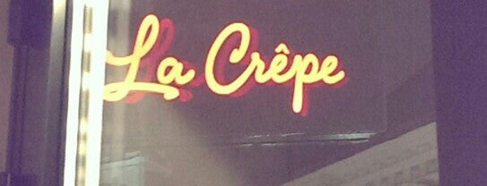 La Crepe is one of OnLine-Traveller.ru.