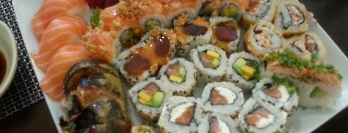 Ninki Sushi Bar is one of Restaurantes (Grande Porto).