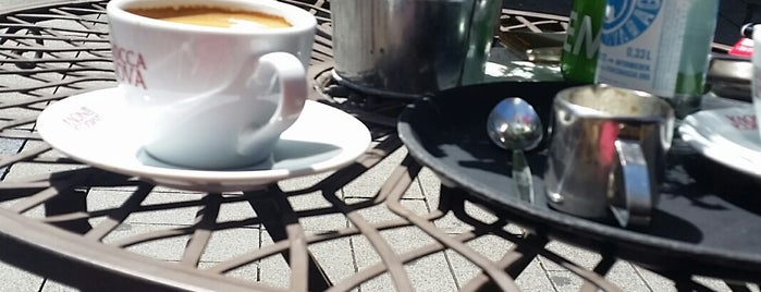 Café Mocca Nova is one of 4sqRUHR MuelheimAnDerRuhr #4sqCities.
