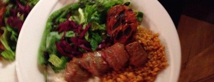 Babylon Mediterranean Restaurant is one of places I go.