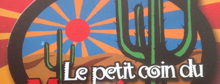 Le Petit Coin du Mexique is one of Soupers MTL.