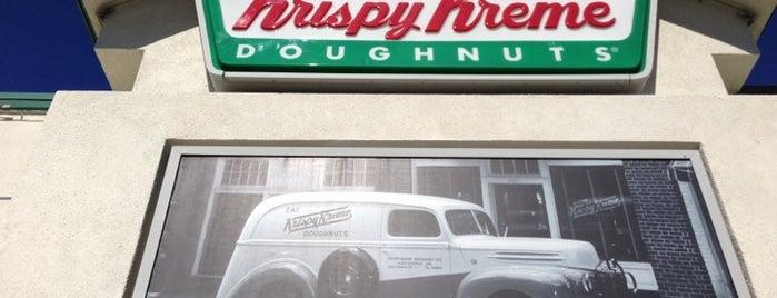 Krispy Kreme Doughnuts is one of Guide to San Diego's best spots.