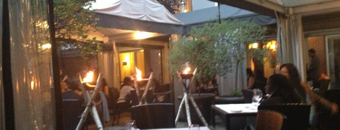 Sinclair is one of Best Terrasses in Montreal.