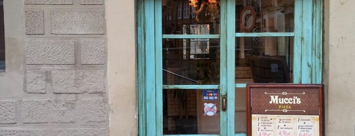 Mucci's is one of Cheap Eats Barcelona 5-10€.