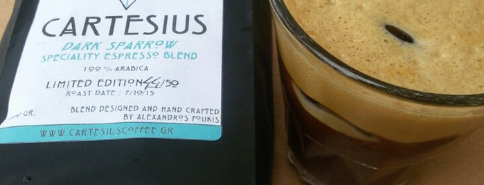 Cartesius is one of The 15 Best Places for An Espresso in Athens.