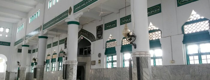 Masjid Agung Ummul Qura'a Kab. Wajo is one of Spending my time.