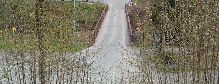 Neckarbrücke an der Spittelmühle is one of Brücken in Rottweil.