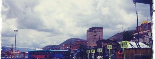 Terminal Terrestre de Cusco is one of Perú.