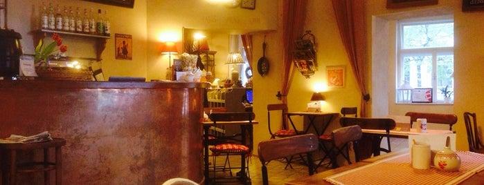 Interiér de l'Art is one of Coffee.