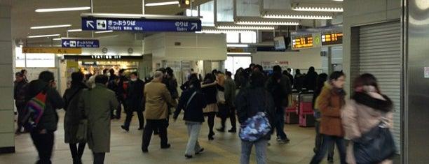 Tsurugamine Station (SO09) is one of よくいく場所.
