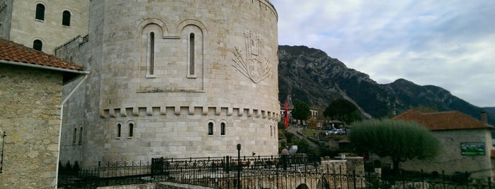 Kruja is one of been there.