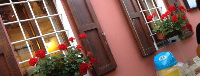 casetta rossa is one of Veneto best places.
