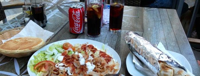 Nemrut Kebab-Pizza is one of Granada.