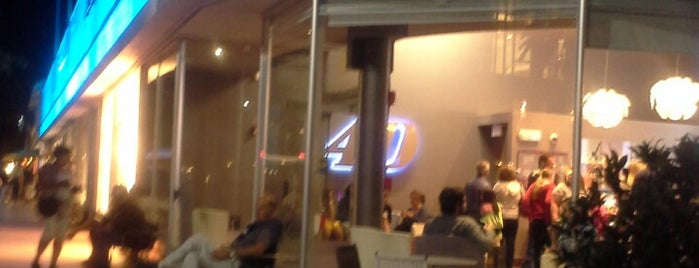 4D Gelateria is one of My favorite places :).