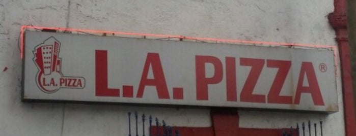L.A. Pizza is one of Guide to Monterrey's best spots.