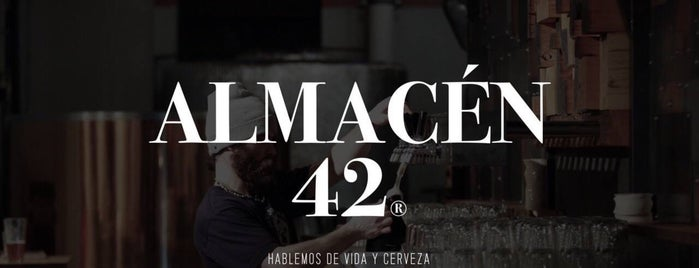 Almacén 42 is one of Restaurantes.