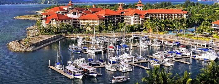 The Magellan Sutera Resort is one of @Sabah, Malaysia.