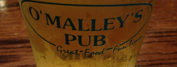 O'Malley's Pub Sterling is one of Local Redskins Rally Bars.