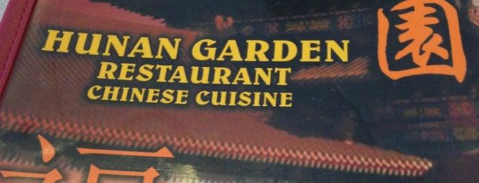 Hunan Garden is one of Food & Drinks.
