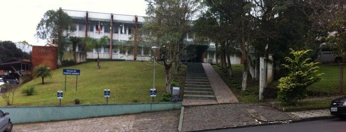 Fórum da Comarca de Porto União is one of Porto União/SC.