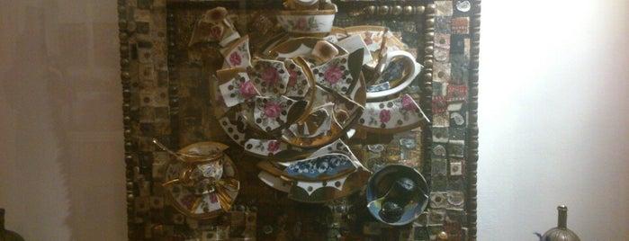 Sergei Paradjanov museum | Սերգեյ Փարաջանովի տուն-թանգարան is one of Yerevan.