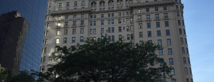 The Plaza Hotel New York is one of NYC Tourist Spots.
