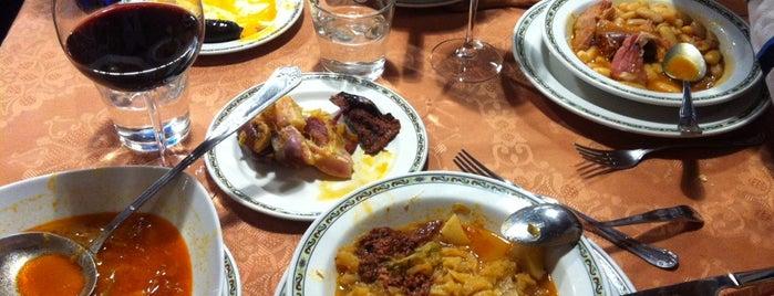 Casa Edelmiro is one of Restaurantes.