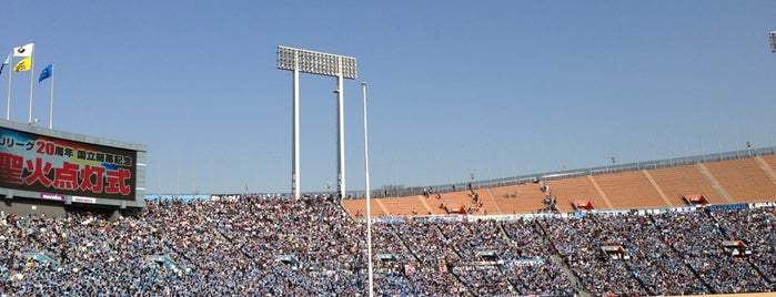National Olympic Stadium is one of サイクリング.