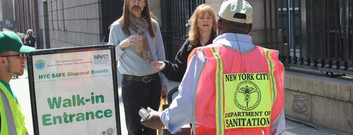 NYC SAFE Disposal Event - Manhattan is one of SAFE Disposal Events - Spring 2014.